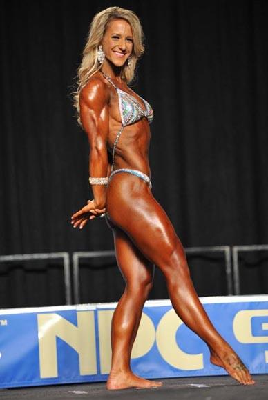 Amanda Limas Ifbb Pro
